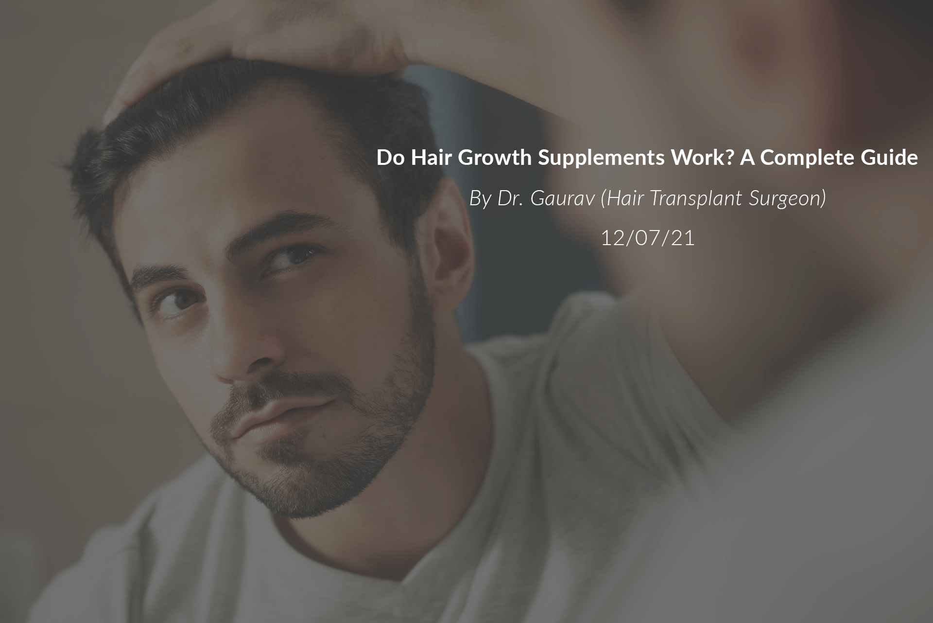 Do Hair Growth Supplements Work? A Complete Guide